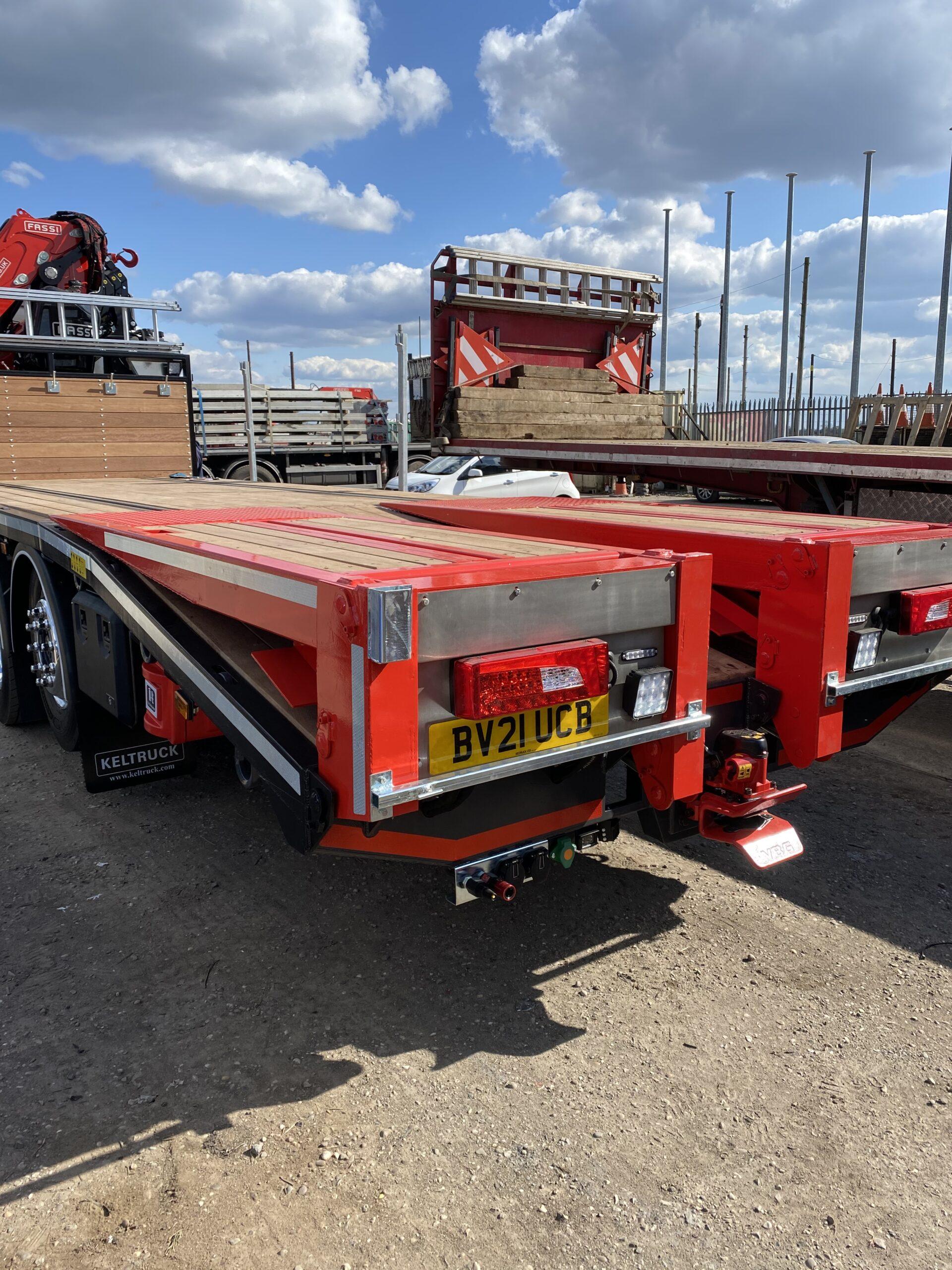 Scania P450 32000kgs